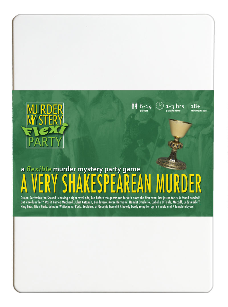 Click to view A Very Shakespearean Murder