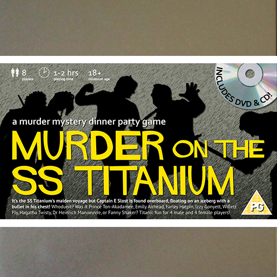 Click to view our full range of downloadable murder mystery kits