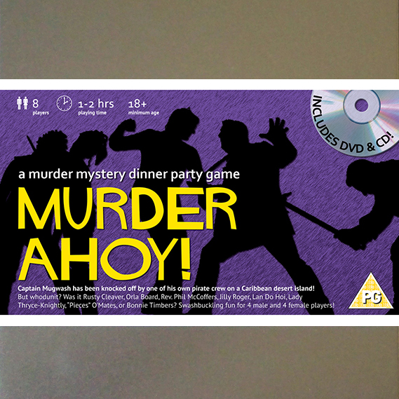 Best Murder Mystery Dinner Free: Murder Ahoy! [Download]