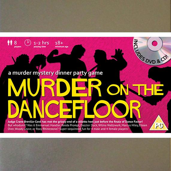 Best Murder Mystery Dinner Free: Murder On The Dancefloor [Download]